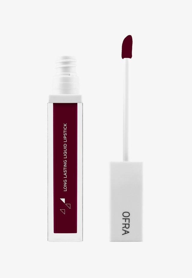 LIQUID LIPSTICK - Pomadka w płynie - ruby