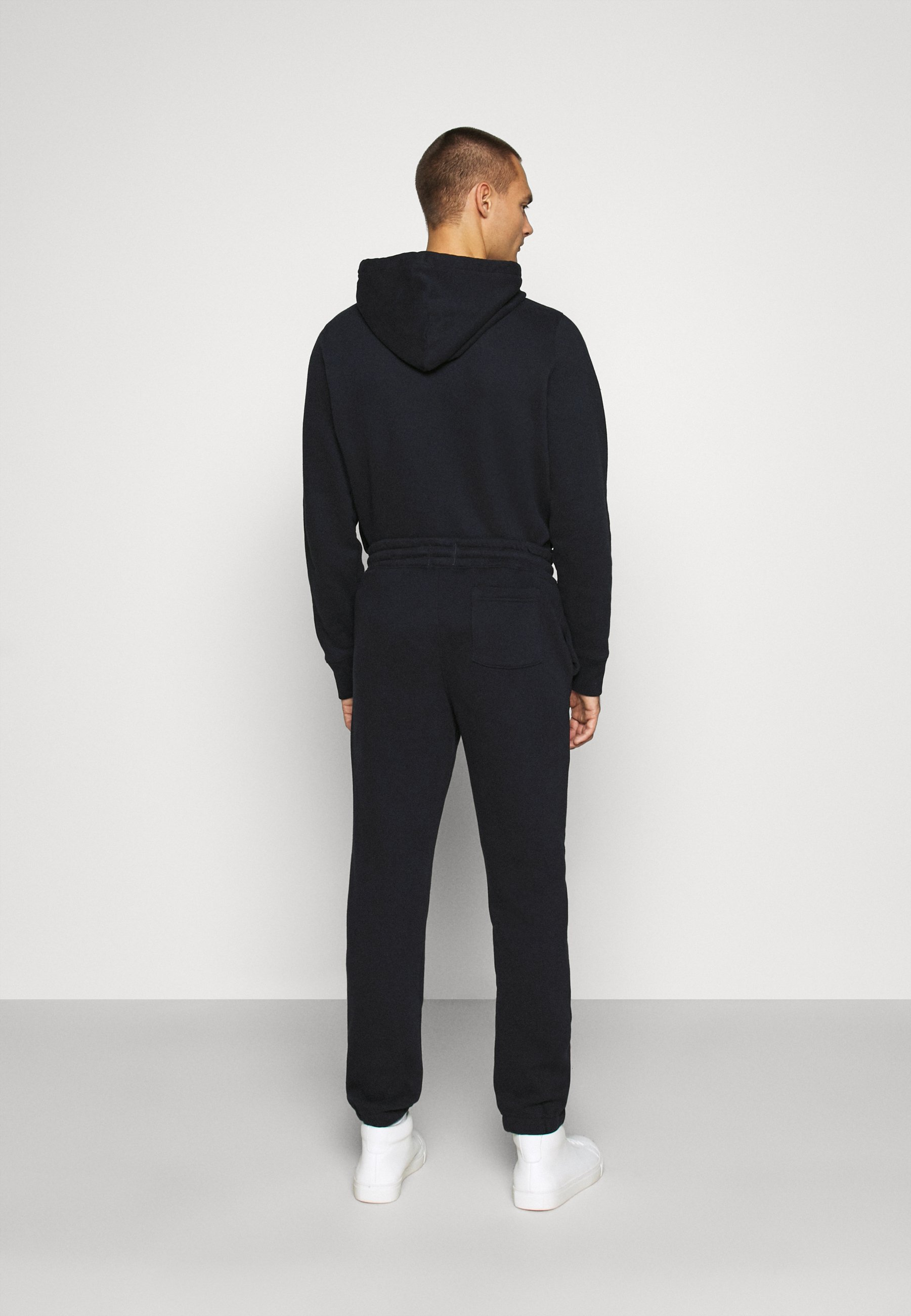 Hollister Co. RELAXED JOGGER - Tracksuit bottoms - black L4qCD