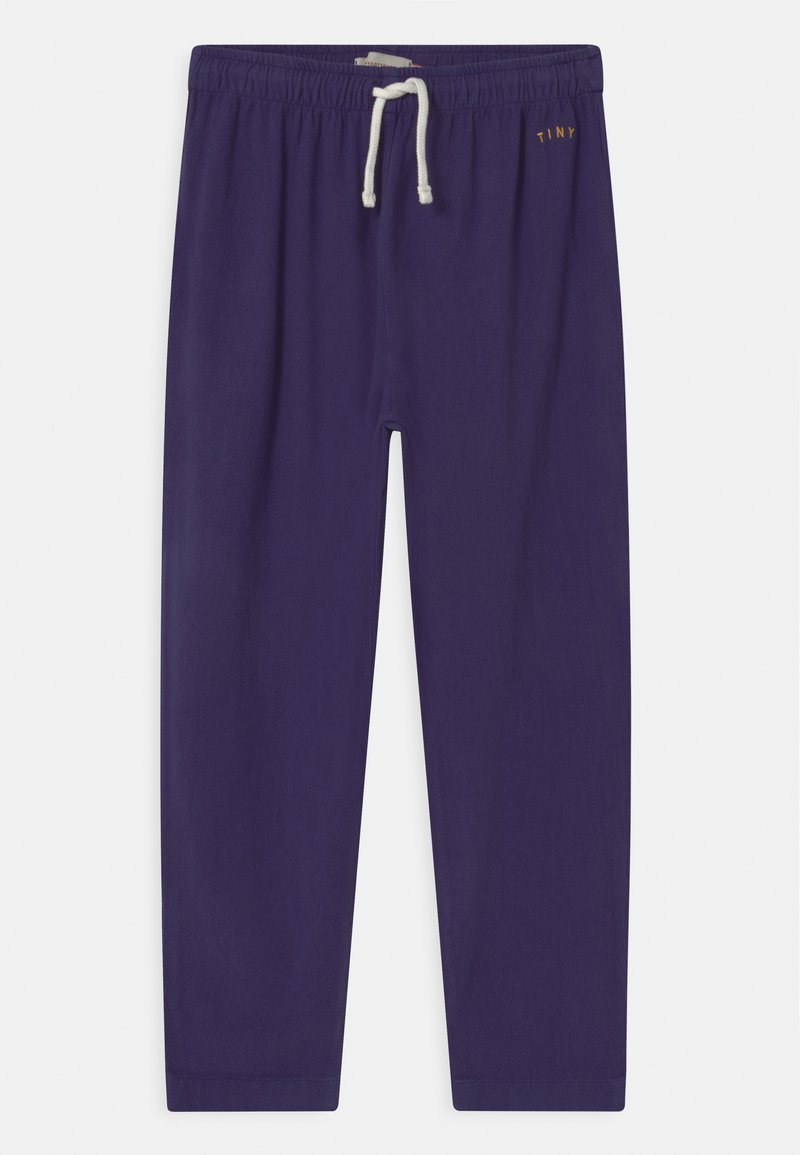 TINYCOTTONS - SOLID UNISEX - Trousers - indigo