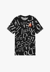 Nike Sportswear - Printtipaita - black - 2