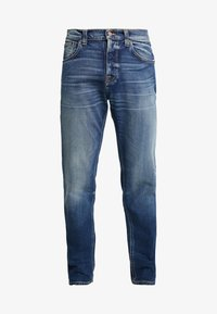 Nudie Jeans - STEADY EDDIE II - Straight leg jeans - indigo shades - 3