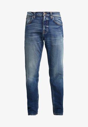 STEADY EDDIE II - Straight leg jeans - indigo shades