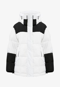 Finn Flare - Down jacket - white - 6