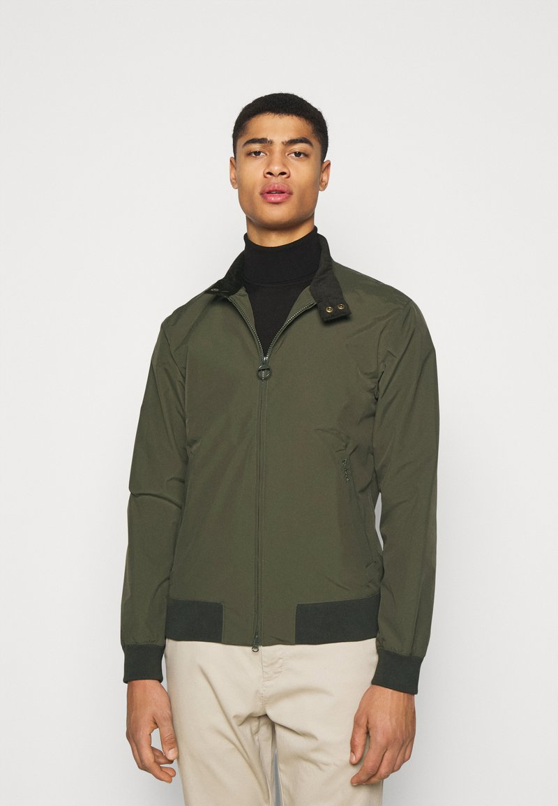 Barbour - ROYSTON CASUAL - Summer jacket - olive