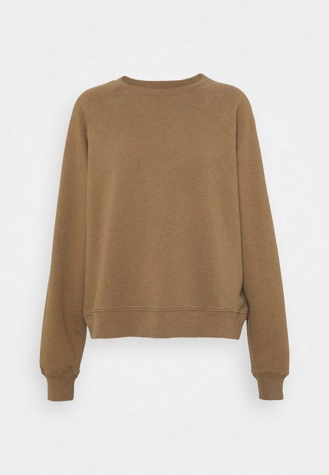 Sweatshirt - Sweater - mole dark