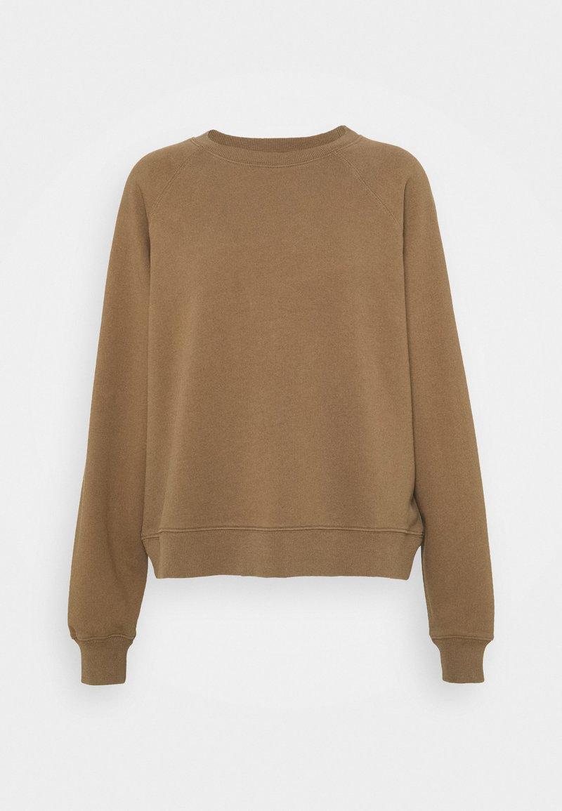 ARKET - Sweatshirt - Sweatshirt - mole dark