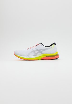 GEL-CUMULUS 22 SUMMER LITE SHOW - Neutral running shoes - white/pure silver