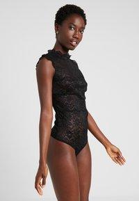 LASCANA - FLOWER - Body - black - 1
