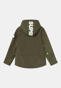 SuperRebel - UNISEX - Softshelljacke - army green - 1