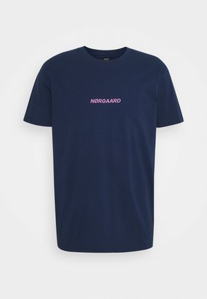 T-shirt print - medieval blue