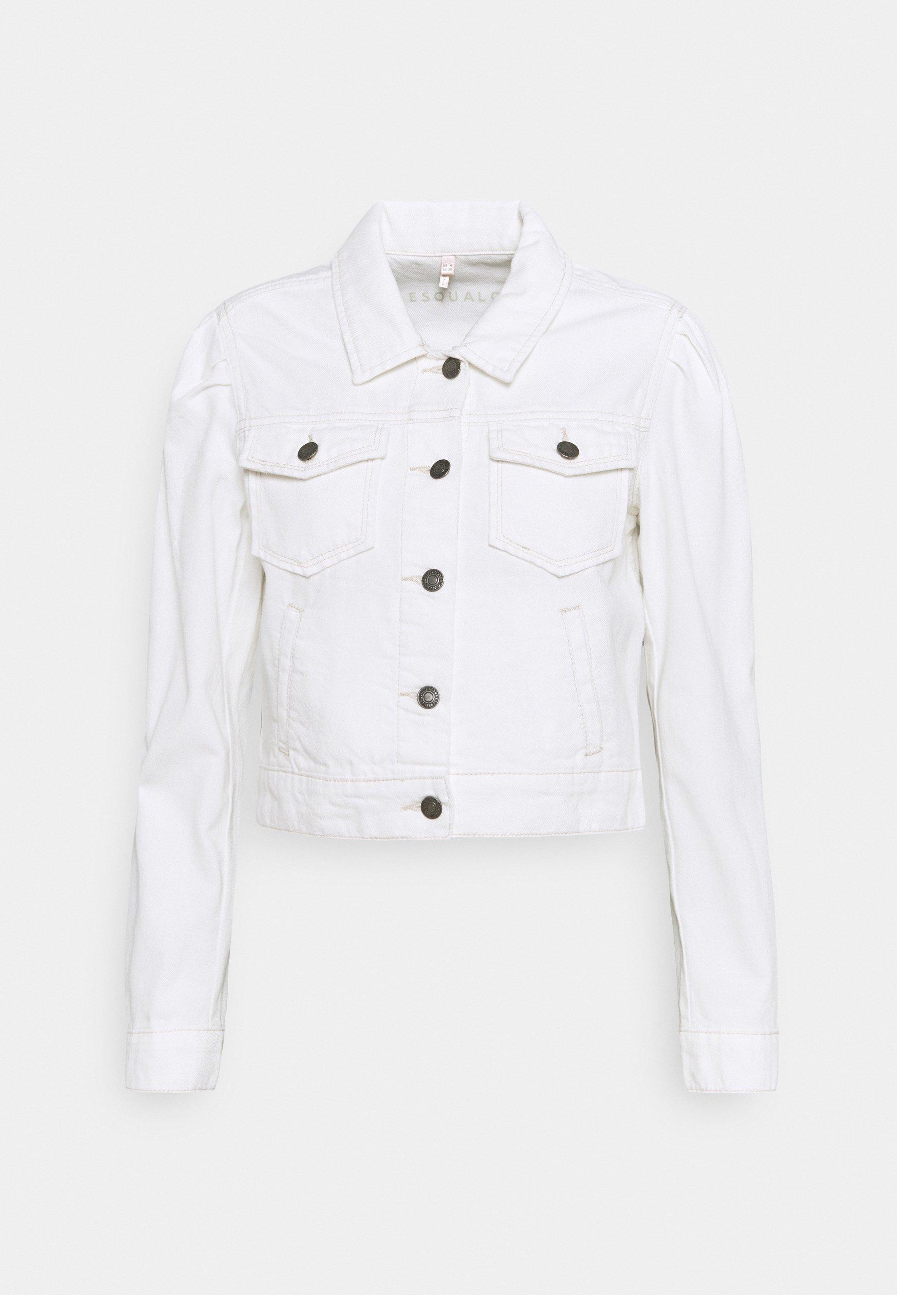 Women JACKET CROPPED - Denim jacket