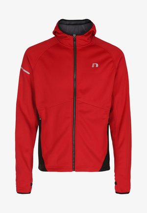 BASE - Laufjacke - red