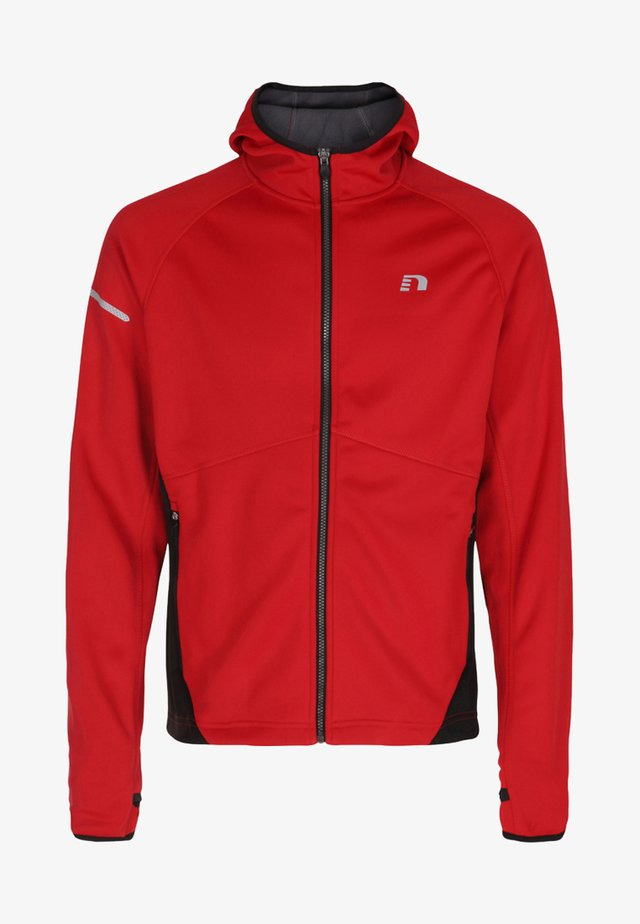 BASE - Sports jacket - red