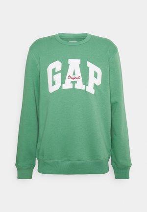 ORIGINAL ARCH CREW - Sweatshirt - arctic green