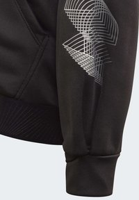 adidas Performance - UP2MV AEROREADY LOOSE HOODIE - Sudadera con cremallera - black