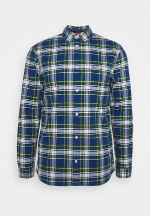 OXFORD CHECK - Shirt - providence blue/multi