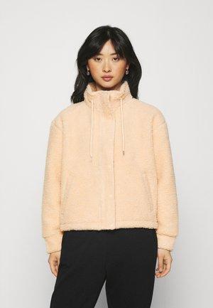 PCCAMINO JACKET - Fleece jacket - dawn