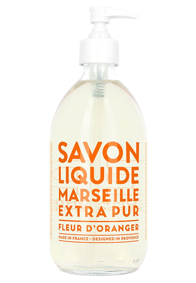 LIQUID MARSEILLE SOAP - Sapone liquido - orange blossom