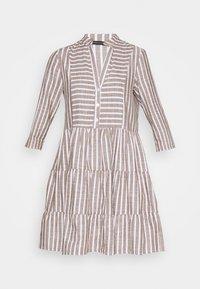 Trendyol - KAHVERENGI - Day dress - brown - 4