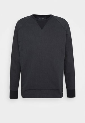 Sweatshirt - grey/blue
