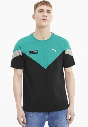 MAPM MCS TEE - Print T-shirt - black