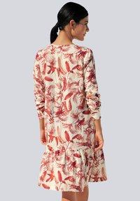Alba Moda - Day dress - off white/rot - 1