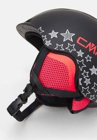 CMP - KIDS SKI HELMET - Helmet - nero - 5
