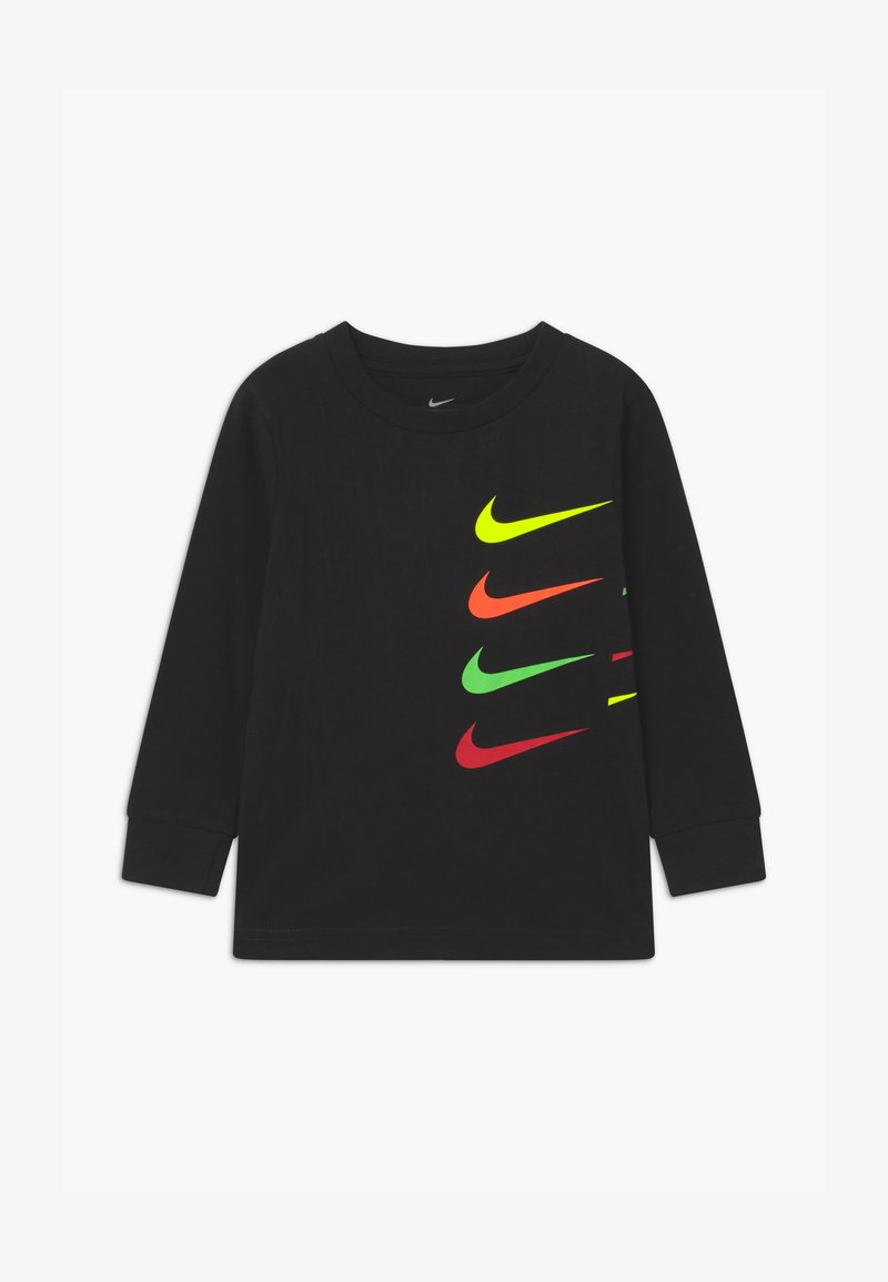 Nike Sportswear - TEE UNISEX - Long sleeved top - black