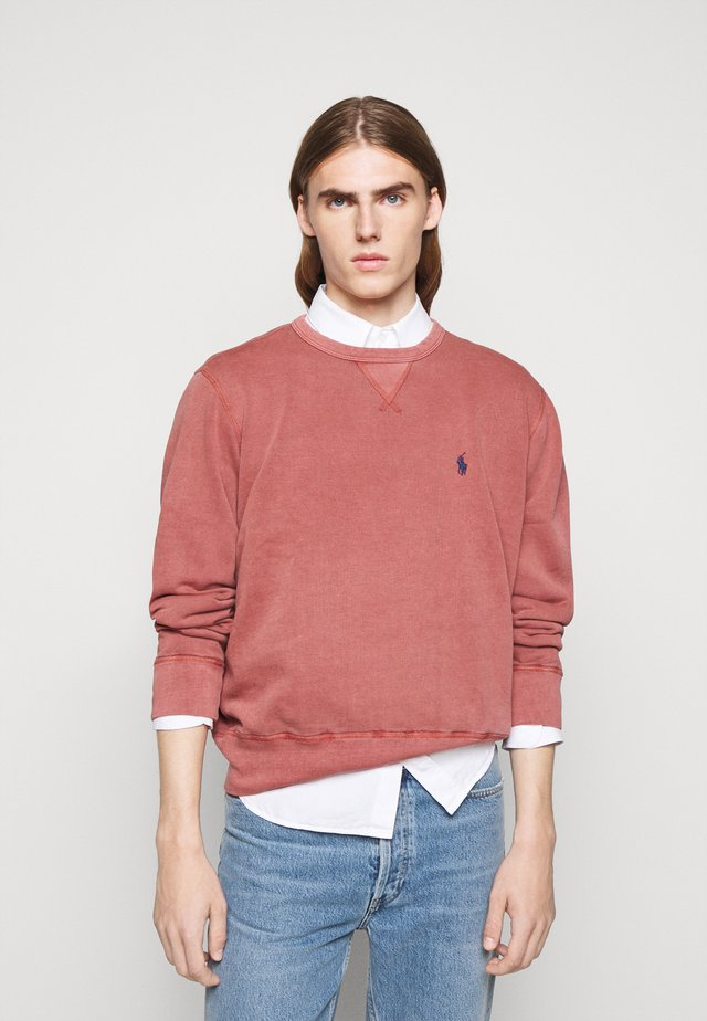 GARMENT - Sweatshirt - red brick