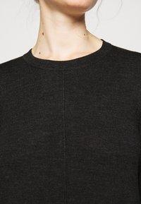 Repeat - DRESS - Jumper dress - dark grey - 4