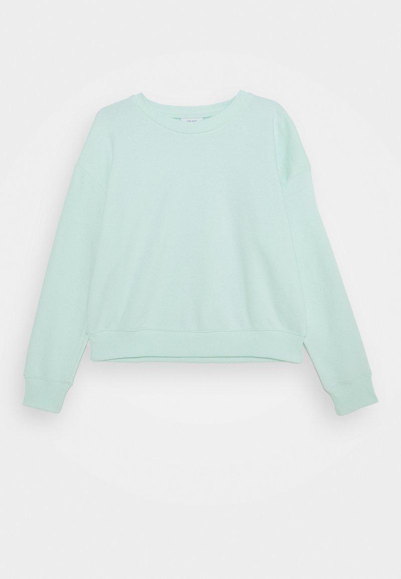 Grunt - LONE CREW - Sweatshirt - pastel mint