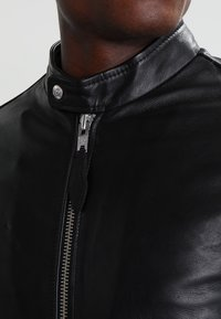 Schott - JOE - Leather jacket - black - 3