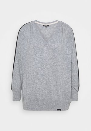 BRIXEN WOMAN - Jumper - light grey