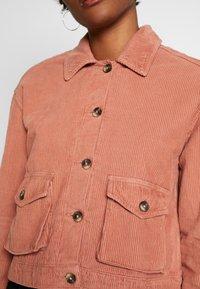 Miss Selfridge - SHACKET - Lehká bunda - pink - 4