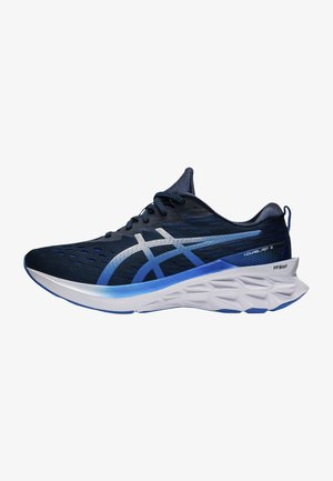 NOVABLAST 2 - Neutral running shoes - french blue/pure silver