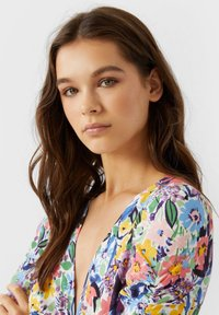 Stradivarius - VOLANT - Day dress - multi-coloured - 3