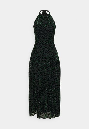 HAYDEN MAXI - Cocktail dress / Party dress - black/green