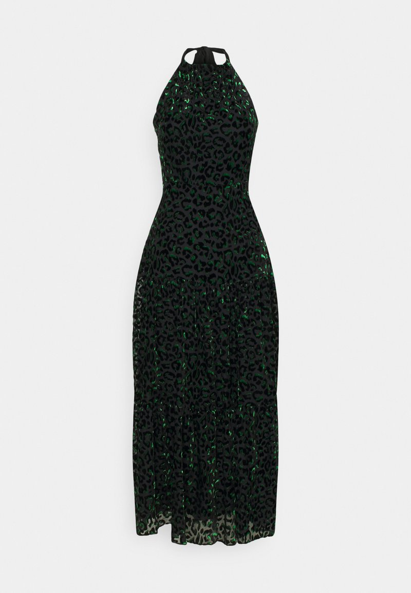 Milly - HAYDEN MAXI - Cocktail dress / Party dress - black/green