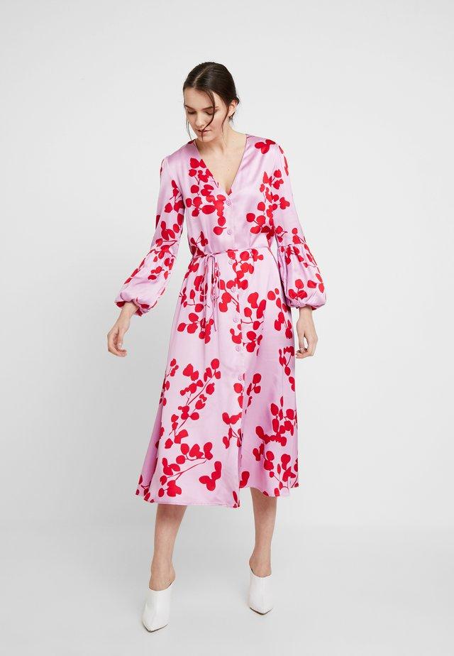 NATALIA DRESS - Maxi-jurk - lilac