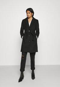 Vila - VIJOSELIN  - Classic coat - black - 1