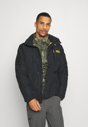 WOLFS HEAD - Winter jacket - black