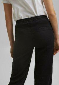 Esprit - Trousers - black - 4