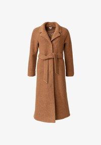 Indiska - Classic coat - camel - 4