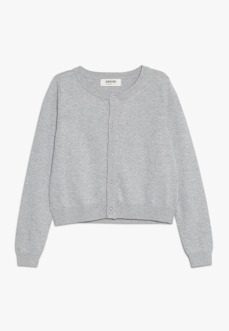 Zalando Essentials Kids - Strikjakke /Cardigans - light grey