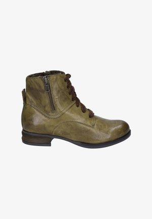 SANJA - Ankle boot - oliv