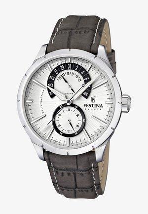 Watch - braun/weiß