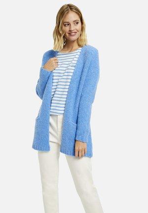 UNI - Cardigan - cornflower blue