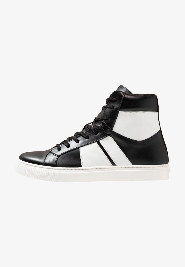 RACE - High-top trainers - nero