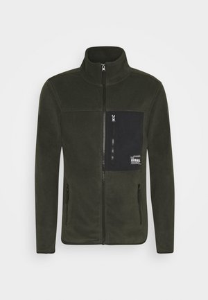TURNA JACKET - Fleece jacket - rosin