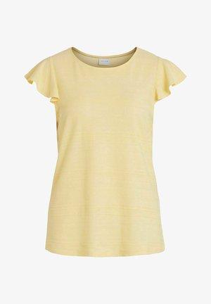 T-shirts basic - sunlight